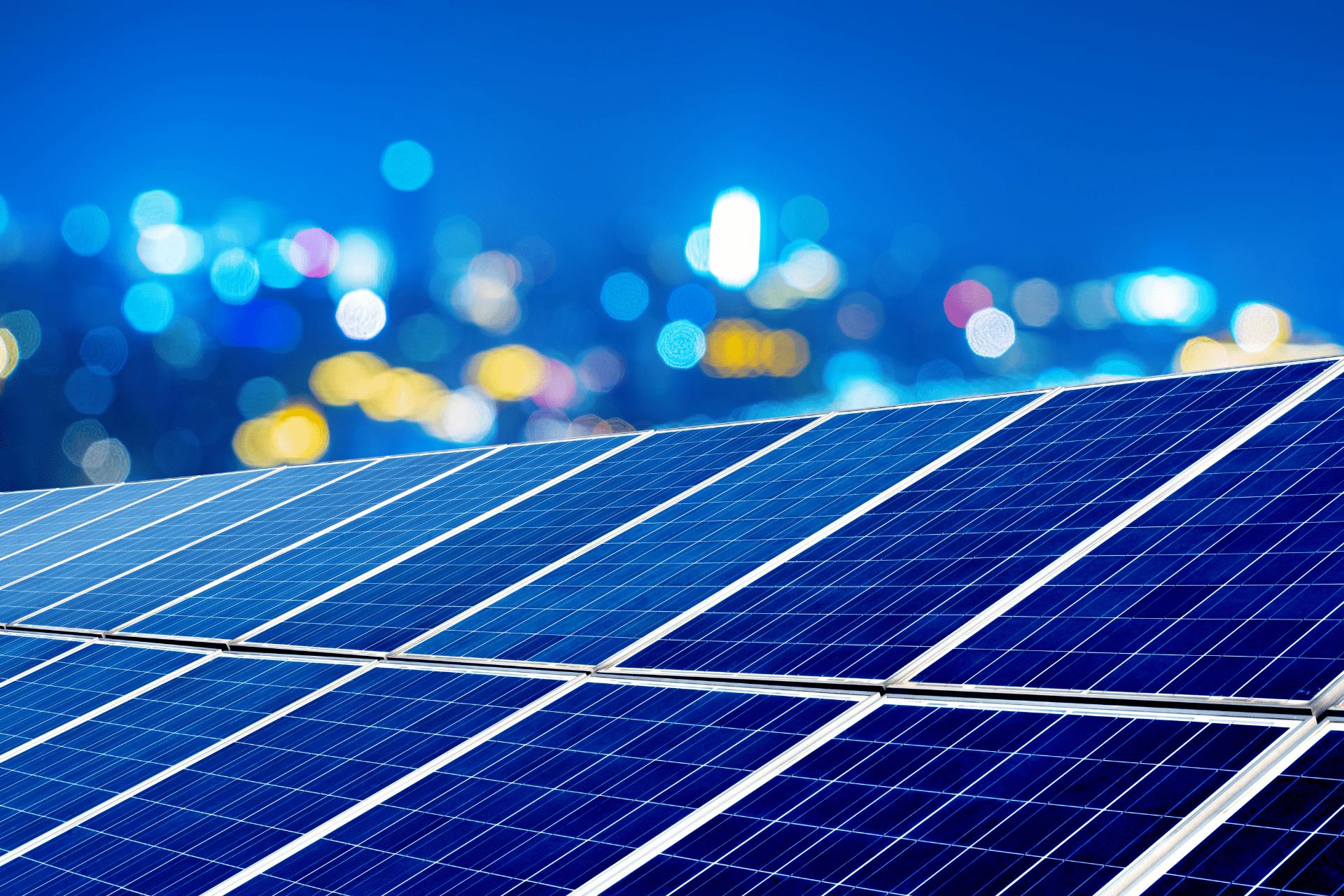 Panele antysłoneczne – czyli darmowa energia elektryczna również w nocy